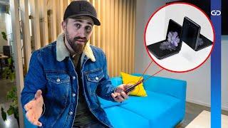 ექსკლუზივი ! Samsung Galaxy Z Flip – ის პირველი შთაბეჭდილებები
