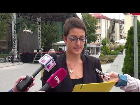 Tv Tera Bitola  VMRO DPMNE za mitingot na SDSM 25 09