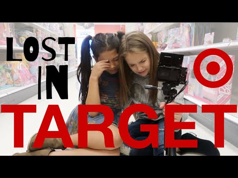 Did We Get Lost In Target? | Piper Rockelle