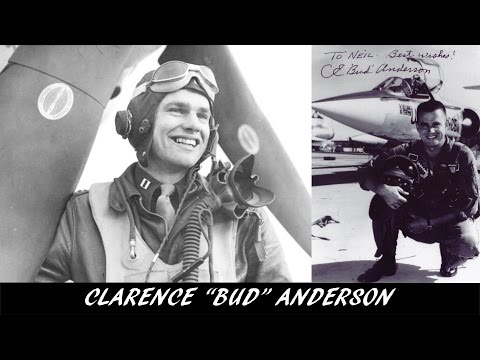 Video from the Past [34] - Bud Anderson - American Ace