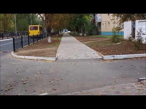 Улица Лизы Чайкиной после реконструкции