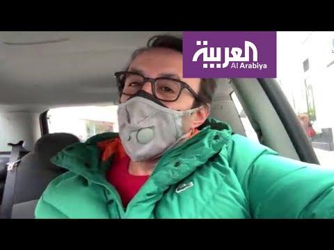 مراسل العربية يخرج من حجره الصحي إلى شوارع باريس لأول مرة  - نشر قبل 24 دقيقة