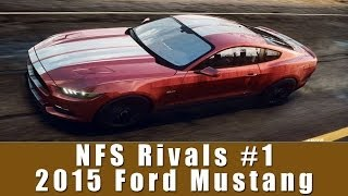 NFS Rivals Welcome Ep1 (Xbox One) - Welcome! 2015 Ford Mustang!