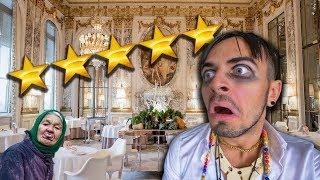 Chaos v Najlepšie Hodnotenej Reštaurácii v Česku! (SK Titulky)