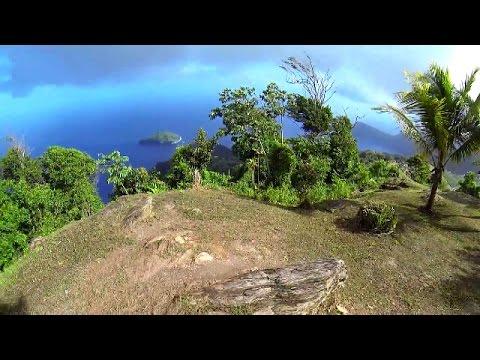 151206 1 of 2 Trinidad Ride - Aranguez to Santa Cruz to Paramin to Petit Valley to Chaguaramas