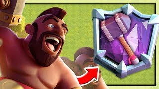 HUGE Hog Riders = BIG Trophies in Clash of Clans!