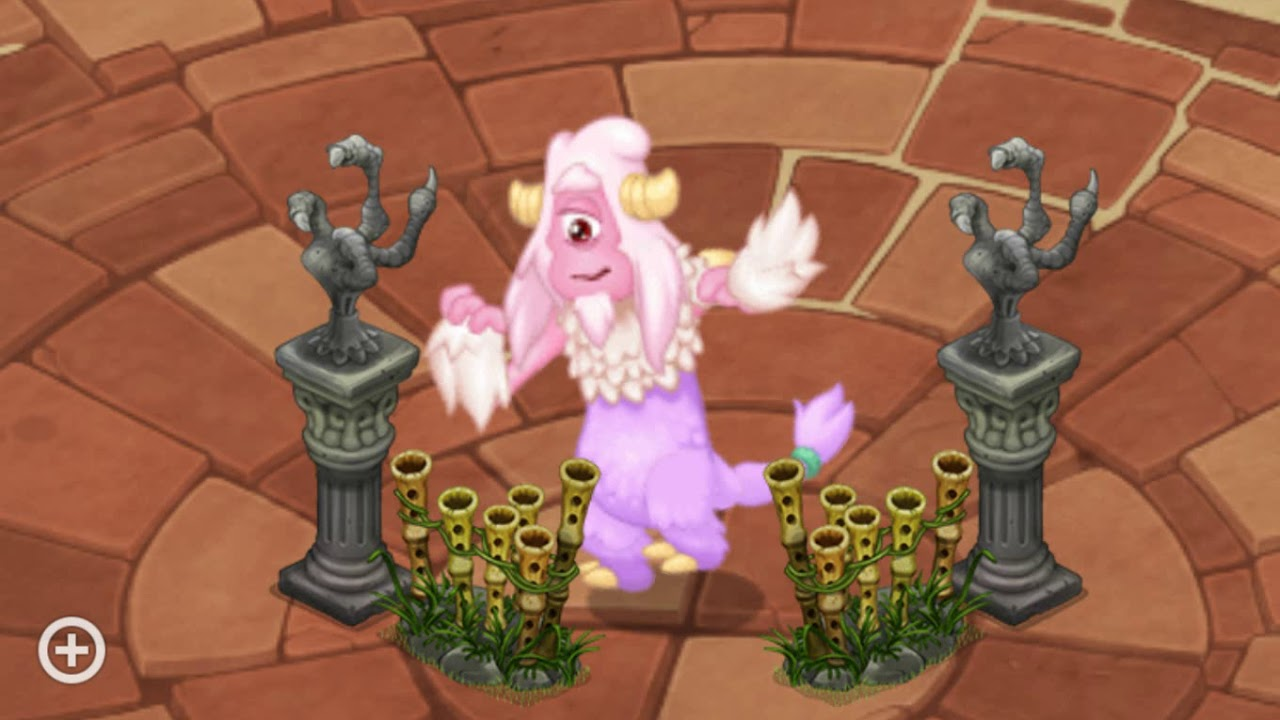 Download My Singing Monsters Celestial Island I got the character Attmoz.