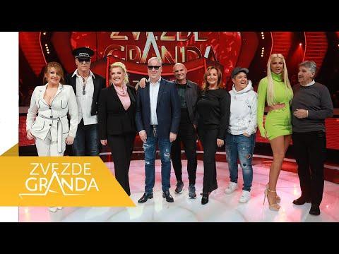 Zvezde Granda - Cela emisija 57 - ZG 2020/21 - 06.03.2021.