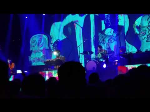 Animal Collective- Pride and Fight, Live at Brooklyn Steel, NY, 5/23/17