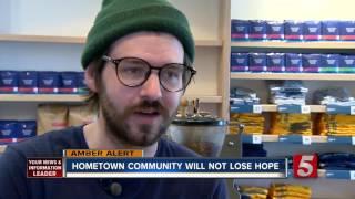 Community Keeps Hope Of Elizabeth Thomas' Return Home