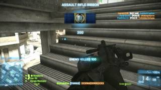 BF3 - Cheating (Gameplay Commentary)