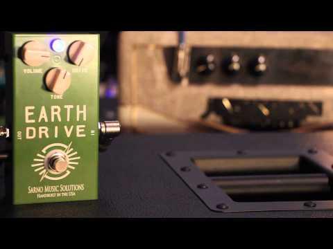 Sarno Music Solutions Earth Drive Demo