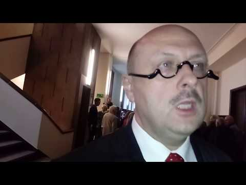 Mark Dekan z Ringier Axel Springer Polska vs Gazeta Warszawska dn. 16.11.2018