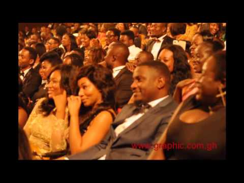Lil Wayne at Ghana Movie Awards