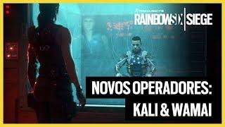 KALI & WAMAI -  Operação Shifting Tides: Rainbow Six Siege