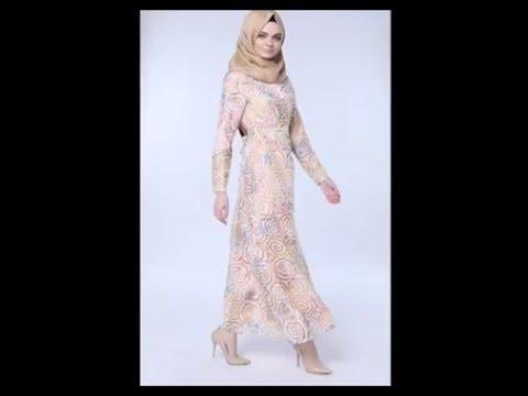 Tozlu Giyim Tesettür Elbise Modelleri 2016 Yaz
