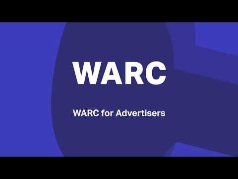 WARC for Advertisers