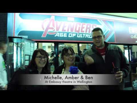 BTA Crew @ Avengers 2 - **No Spoilers**