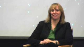 "Film School Lecture: Lauren Lazin (Producer, ""Tupac: Resurrection"") Part 1"