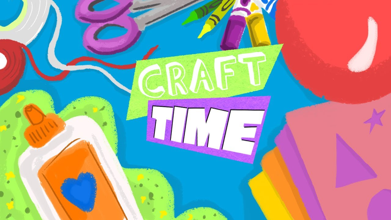 Craft Time With Pastor Cami Youtube