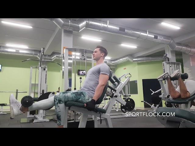 SINGLE-LEG LEG EXTENSION