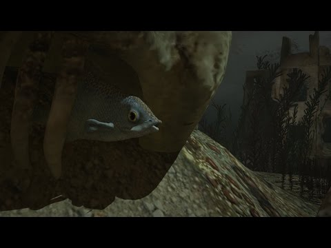 Under the Sea by Cica Ghost (Second Life Machinima)