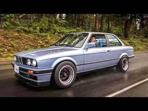turbo bmw e30 a homebuilt german classic youtube. Black Bedroom Furniture Sets. Home Design Ideas