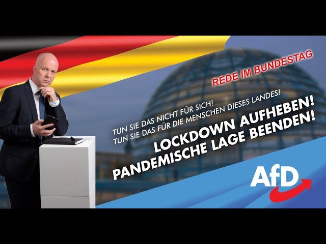 Rede im Bundestag: