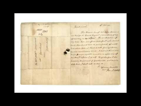 SpecColl: Reading 18th century manuscripts