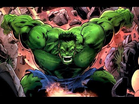 IMMORTALITY of hulk