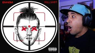 Eminem - Killshot (MGK Diss) [REACTION]