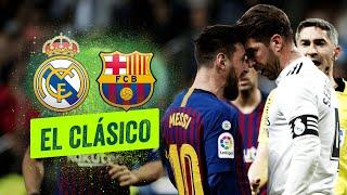 El Clásico: Real Madrid vs. Barcelona - Das größte Spiel der Welt!