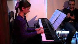Scarborough Fair ~ Arranged by Michele McLaughlin ~ By Jasmine D ~ Piano Cover