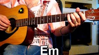 А. Розенбаум - Не хочу стареть  Тональность ( Еm ) Как играть на гитаре песню