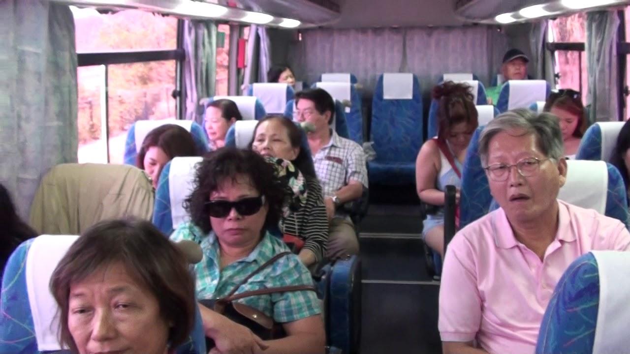 00049臺中市塑膠製品商業同業公會鹿兒島的車上解說車上開講解說片段。 - YouTube