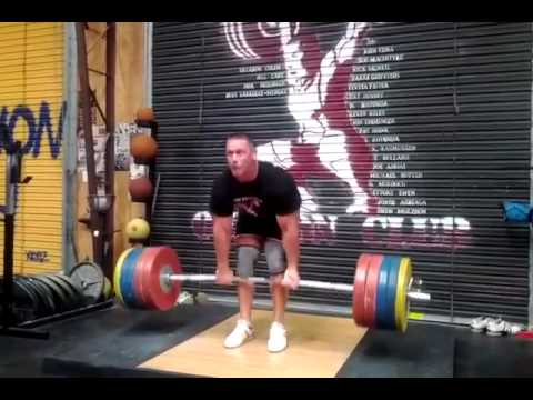 John cena in the gym deadlift youtube - John cena gym image ...