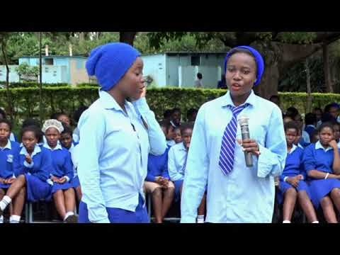 SCHOOL GIRLS DANCING SHULE YAKO BY MERCY MASIKA ...-AFRIKWEA