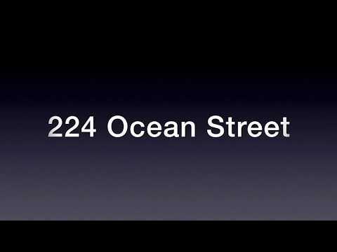 video:224 Ocean Street, Santa Cruz, CA