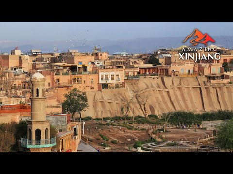 Live: Journey to the ancient city of Kashgar in #AmazingXinjiang 直播探秘新疆喀什噶尔古城