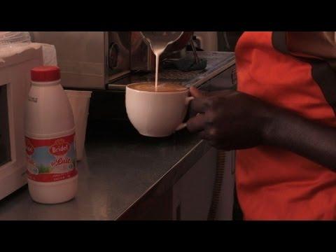 Café africano para los africanos
