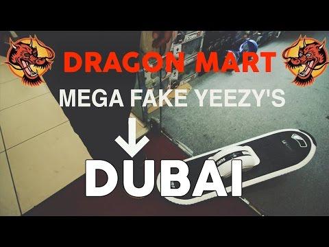 Crazy CHINESE market in DUBAI? #dragonmart