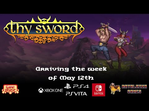 Thy Sword - Announcement Trailer