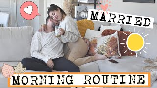 COZY Couple's Morning ROUTINE Fall 2019