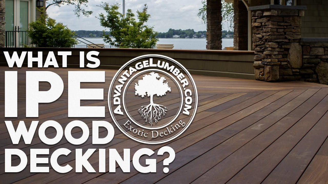 Ipe Decking - Ipe Wood - Ipe Deck Price - Lumber