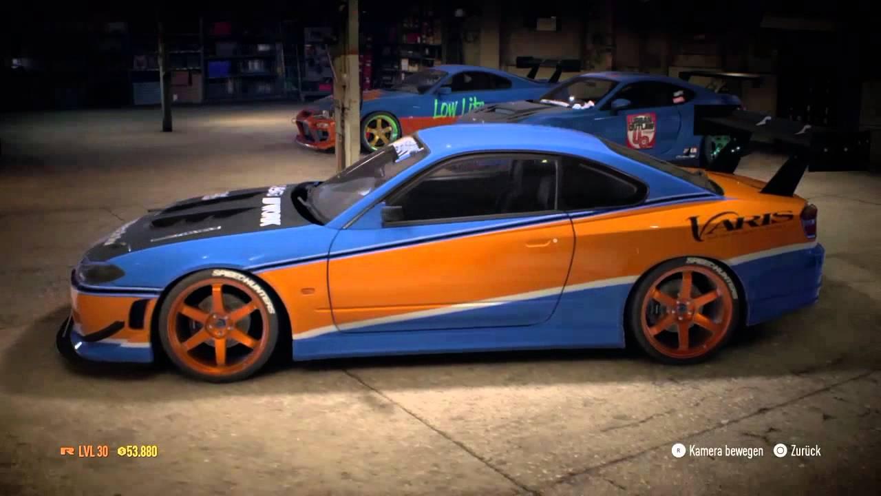 Need For Speed Drift Car Build Mona Lisa Design Youtube