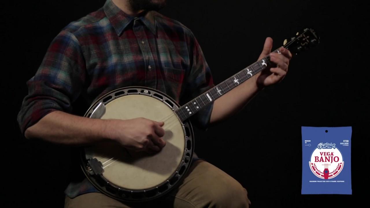 Martin Vega® Banjo Strings
