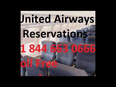 United Airlines # 1 844 663 0666 Reservations Phone Number