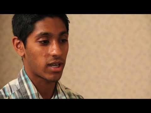 Muslim Wheaton teen's life in America