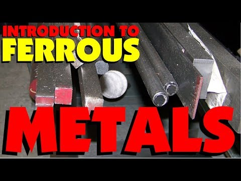 004 INTRODUCTION TO FERROUS METALS, MARC LECUYER