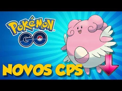 ALTERAÇÃO NOS STATUS DE TODOS OS POKÉMON ! - Pokémon Go | PokeNews thumbnail